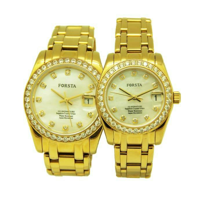 Jam Tangan Forsta Signature Couple Rolex smartwatch SKMEI pasangan d84a3324c8
