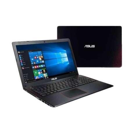 Laptop Asus X550IK AMD FX-9830 RAM 8GB HDD 1TB DVDRW Radeon RX 560-4GB 15.6 Inci Windows 10 Original