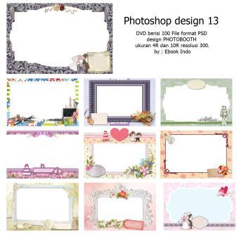Harga preferensial Photoshop Design 13 PSD 13 Photobooth beli sekarang - Hanya Rp56.625