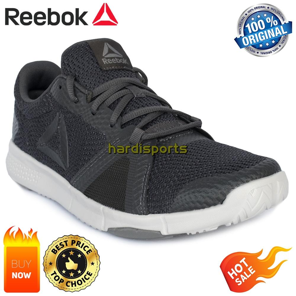 Sepatu Running Wanita Reebok Flexile CN1027 - Coal 17b89aeae8