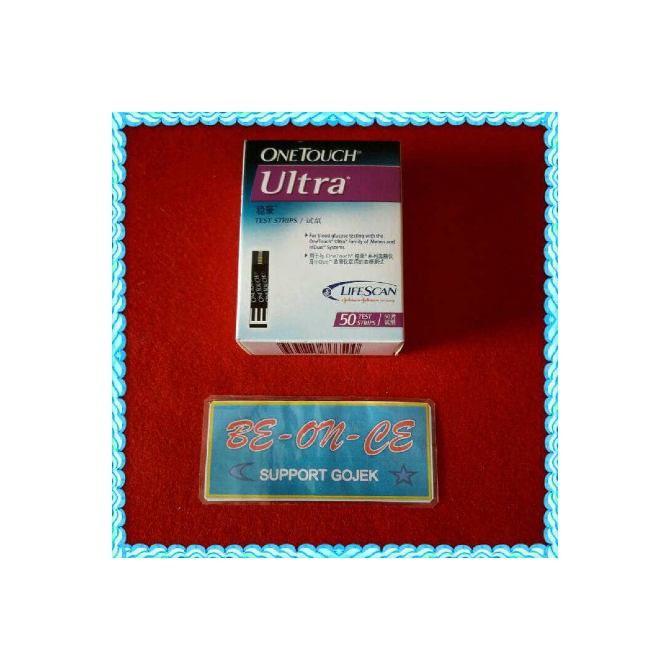 Strip OneTouch Ultra Refiil Strip One Touch Ultra