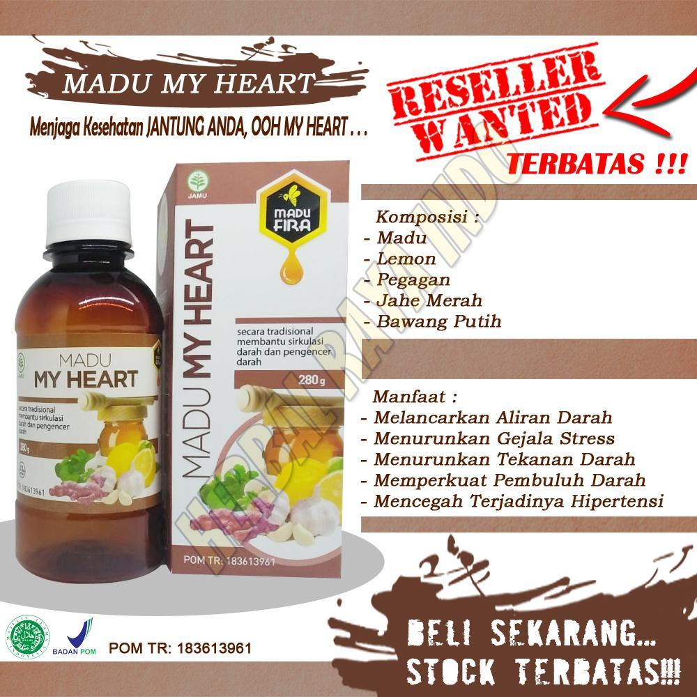 Buy Sell Cheapest Madu Herbal Kesehatan Best Quality Product Deals Tasnim Hitam Istimewa Dari Bahan Pilihan My Heart Fira 280gr Untuk Menjaga Jantung Pereda Sakit Anda