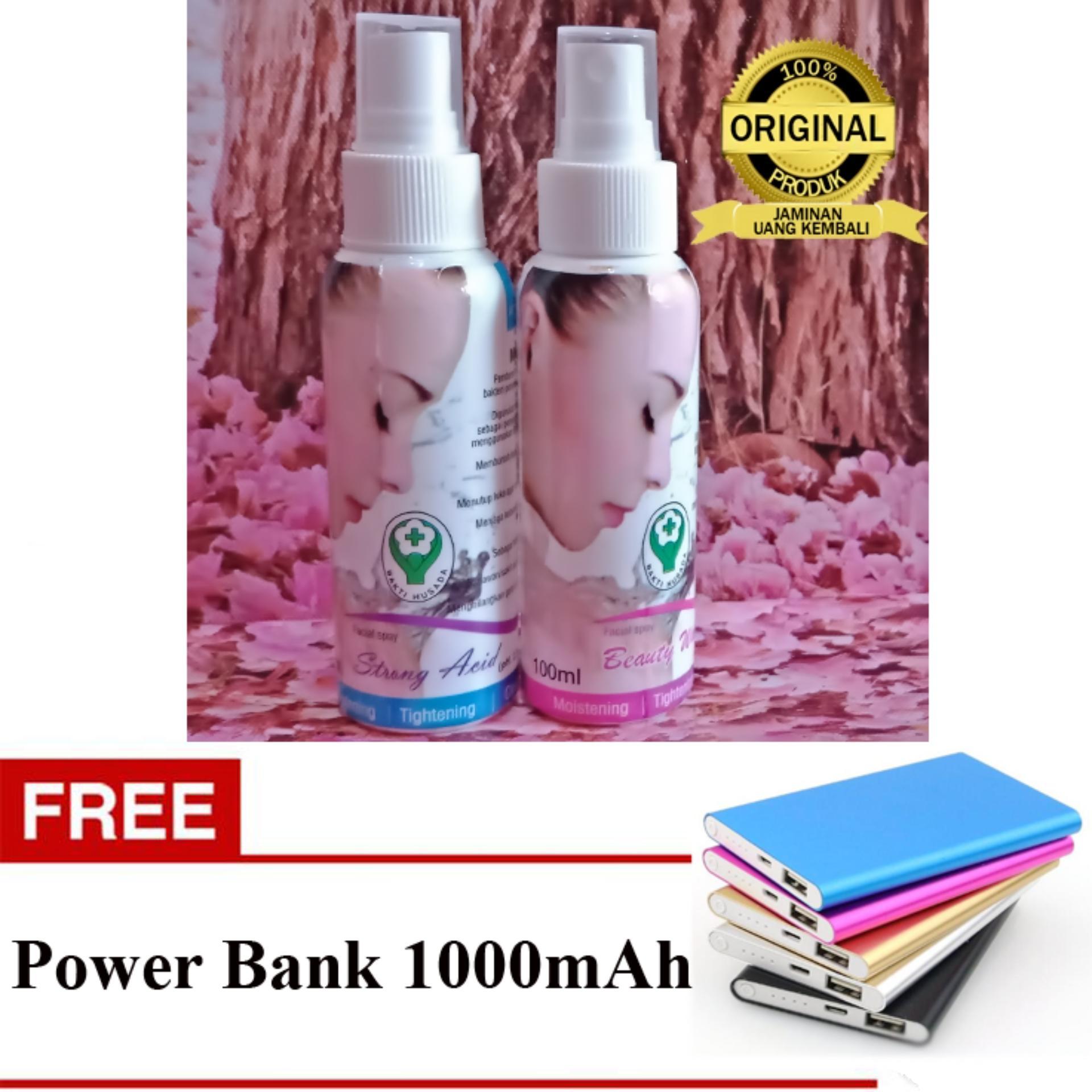 Paket Water Strong Acid dan Beauty Water 100% AIR KANGEN ASLI