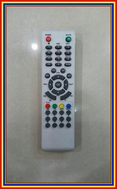 Remot Remote Parabola Receiver Matrix Kw