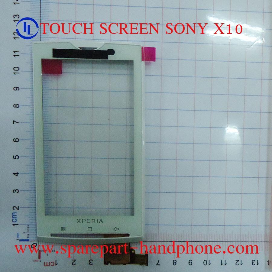 TOUCH SCREEN SONY X10 genzatronik