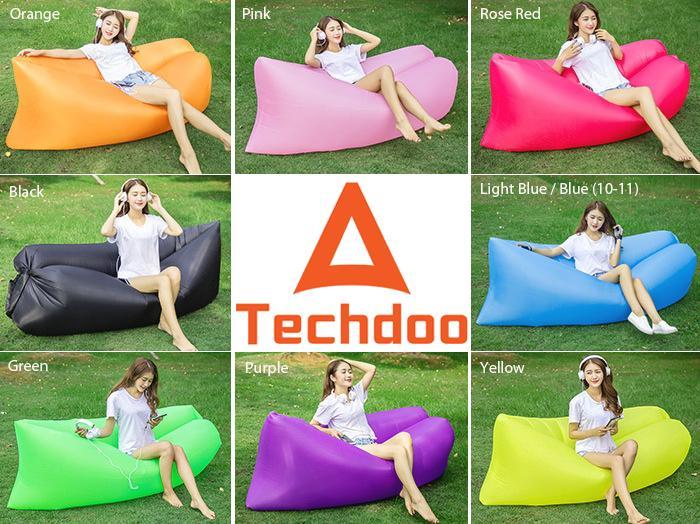 Lazy bag/ Lazybag Laybag Lamzaq sofa angin Kursi Angin Malas Outdoor Camping hiking Inflatable