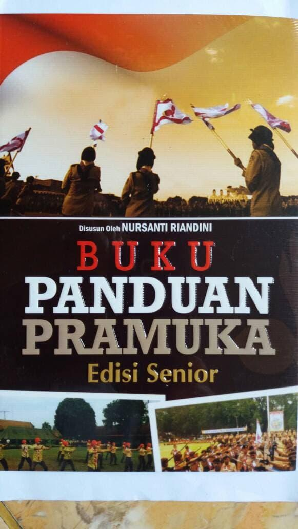 Baru! Buku Panduan Pramuka Edisi Senior - ready stock