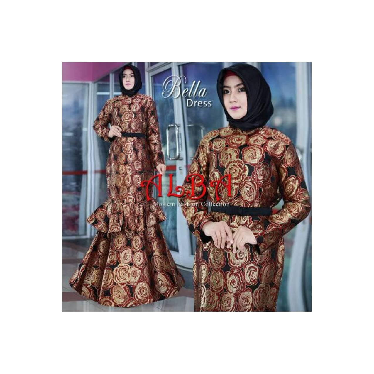 Bella dress ori by Alba