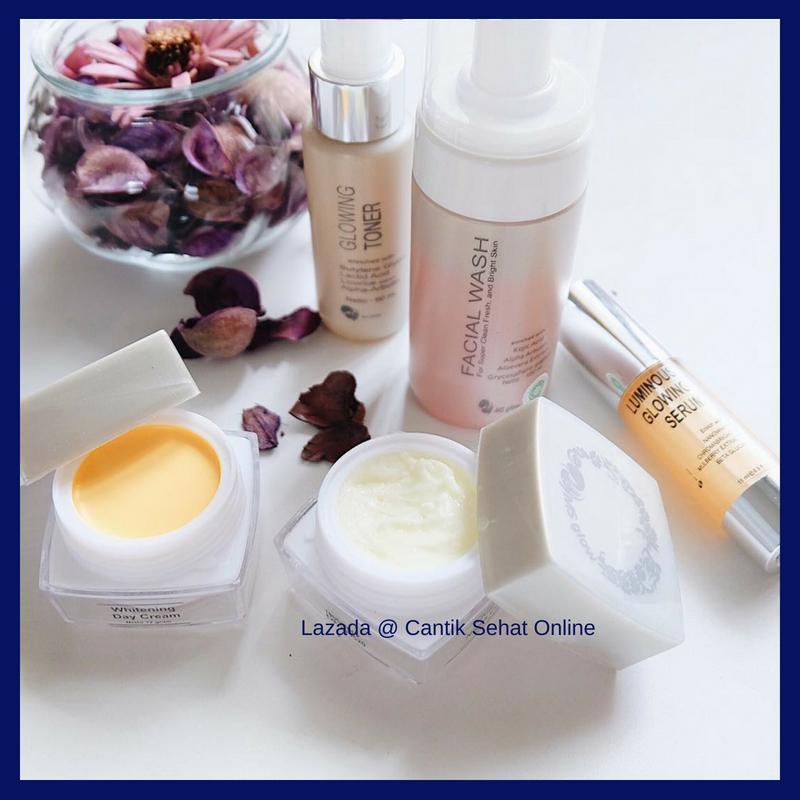 MsGlow / MS GLOW Whitening Super Original 100% / Cream Ms Glow Paket Normal dengan