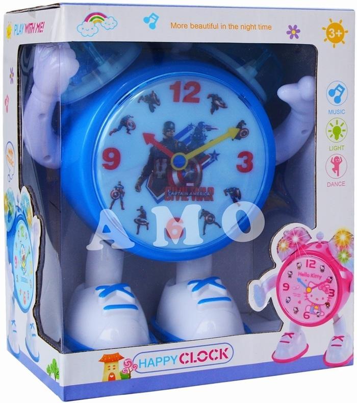 Mainan Anak Cewe Cowo HAPPY CLOCK