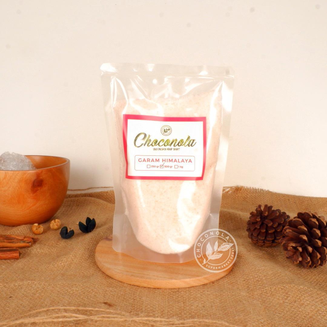 Choconola Himalayan Pink Salt 500g - Garam Himalaya 500gr - 500 gr gram