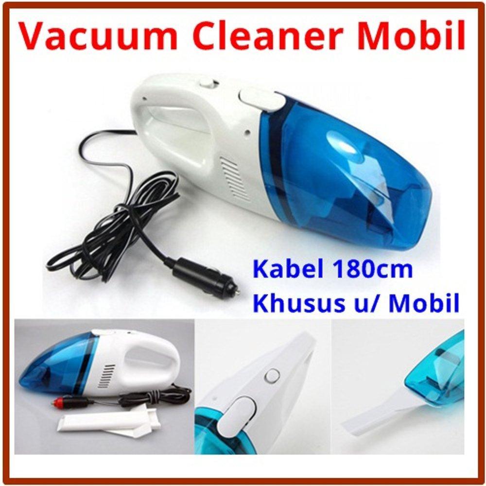 Vacum Cleaner Mobil Colok Lighter By Monza Variasi.