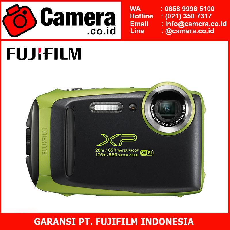 FUJIFILM Finepix XP-130 (Lime)