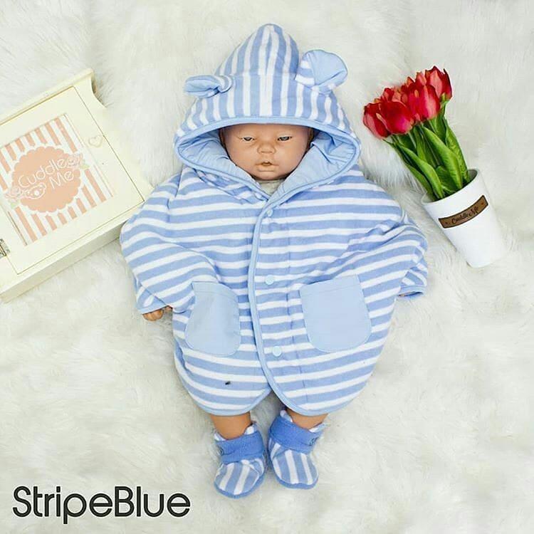 Cuddle Me Baby Cape - Jaket Multifungsi untuk Baby
