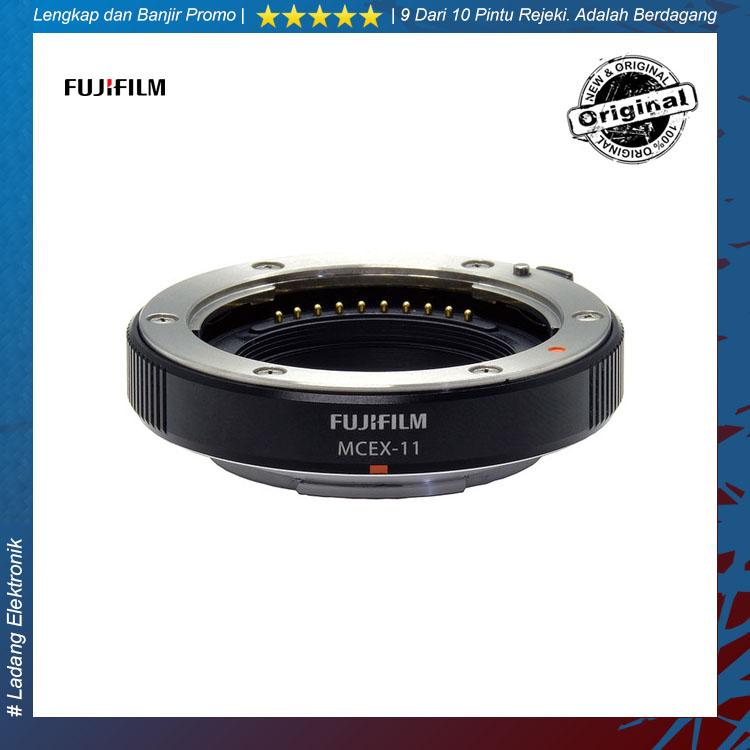 FujiFilm Macro Extension Tube 11 CD ( MCEX11 / MC-EX11/ MC EX 11 / MCEX-11 )