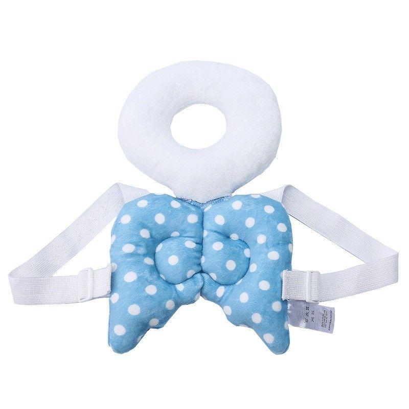 Bantal pelindung kepala bayi