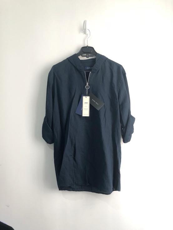 Kemeja Casual Zara Man Original Not Postal Kenzo Marcelo Burlon Gap