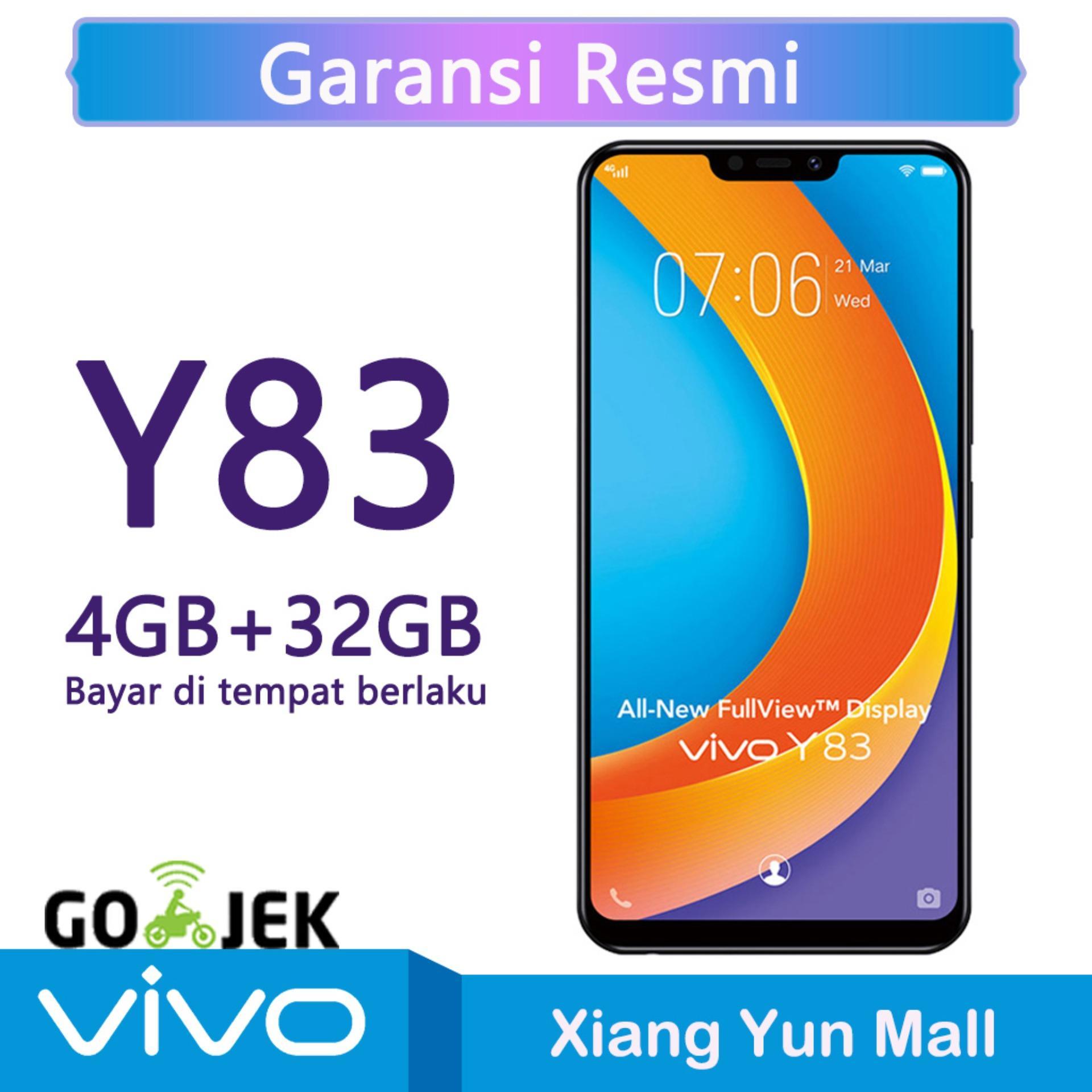 Vivo Y83 Ram 4gb Rom 32gb 4g Lte Garansi Resmi Indonesia Smartphone