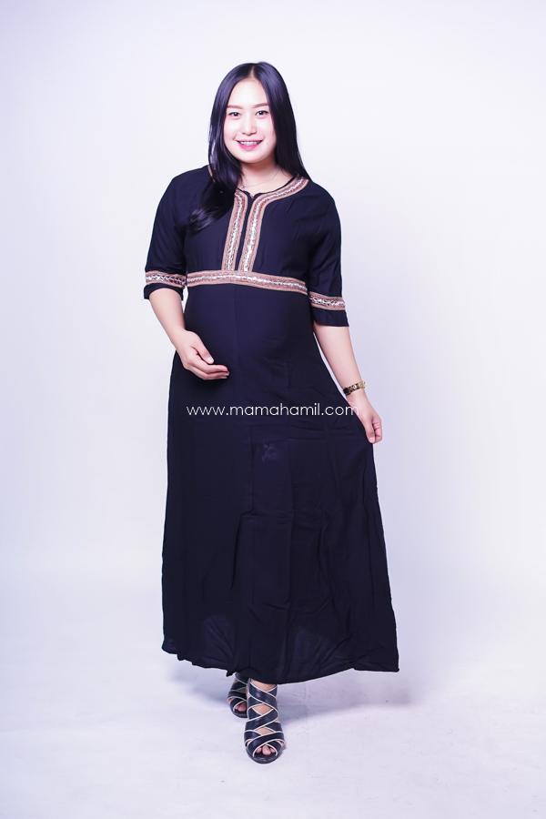 Info Harga Baju Gamis Cantik Untuk Ibu Hamil Terbaru Murah Bulan