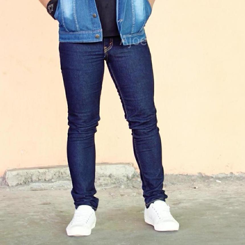 ... Ormano Dasi Skinny Slim Fit Casual Pria Kerja Kantor Kuliah Sekolah Pesta Tie Kemeja Simple Polos. Source · Rp 88.599 fabelliners store - Celana Pria ...