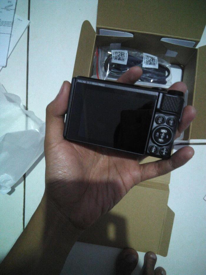 Kamera canon sx730 pesanan bos christian hong salatiga Terlaris di Lazada