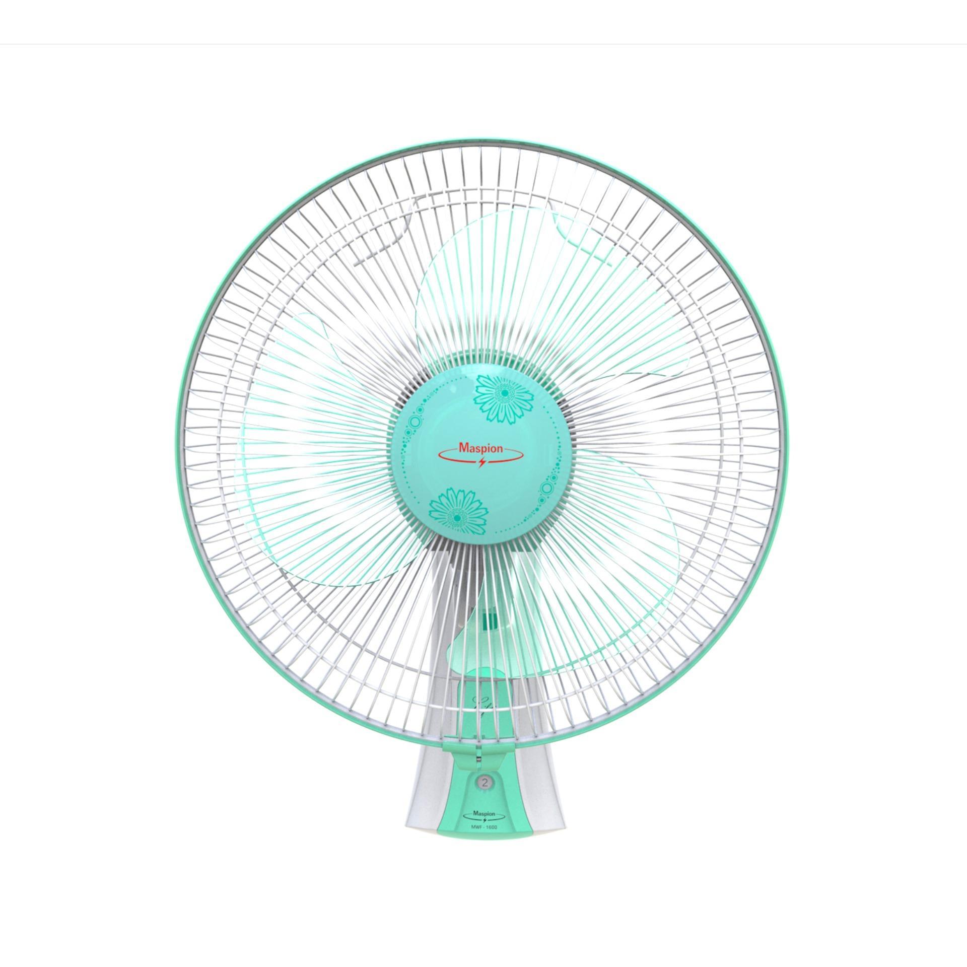 Maspion MWF-1200 Wall Fan / Kipas Angin Dinding 12 Inch / 30 cm