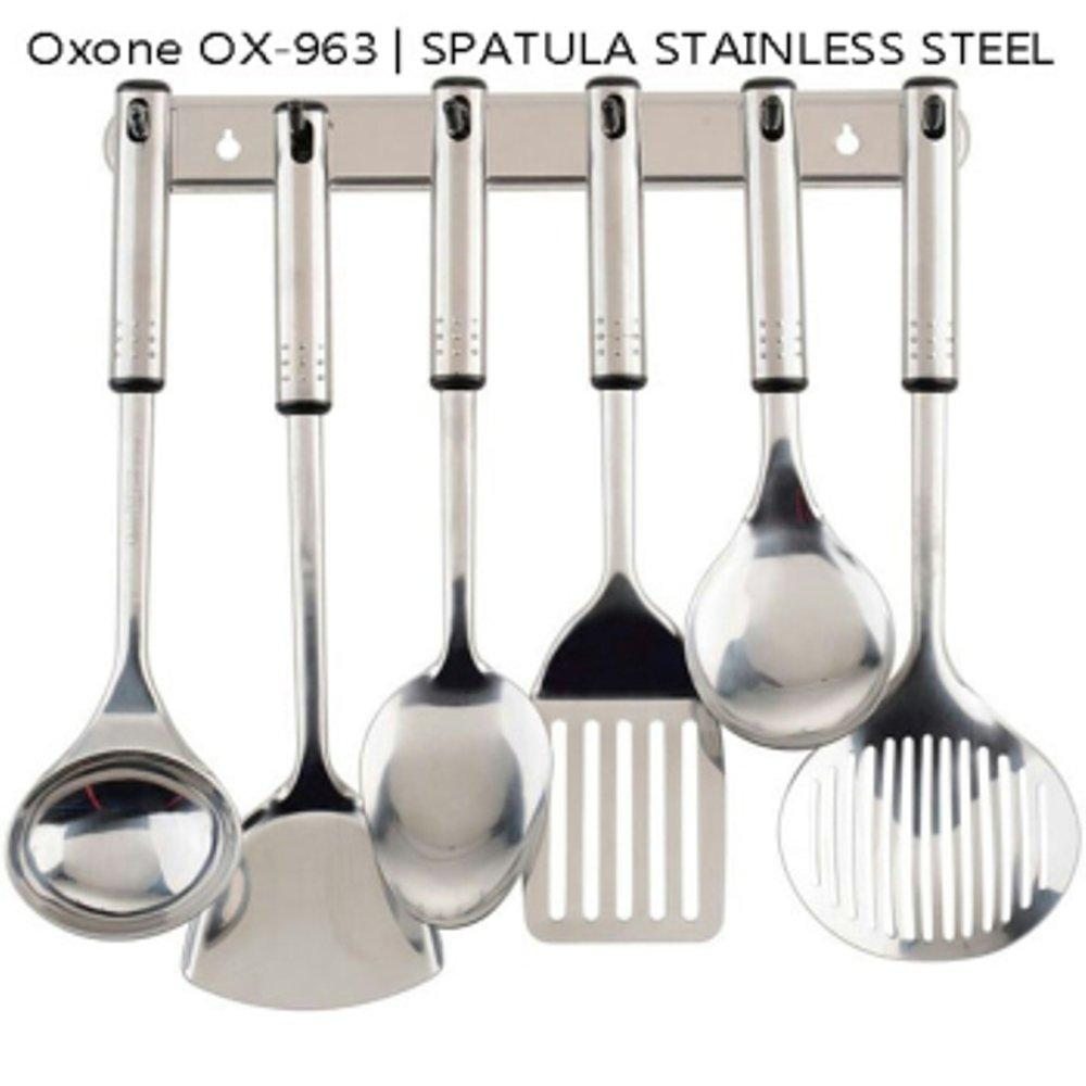OXONE Kitchen Tools Stainless OX-963 isi 7pcs