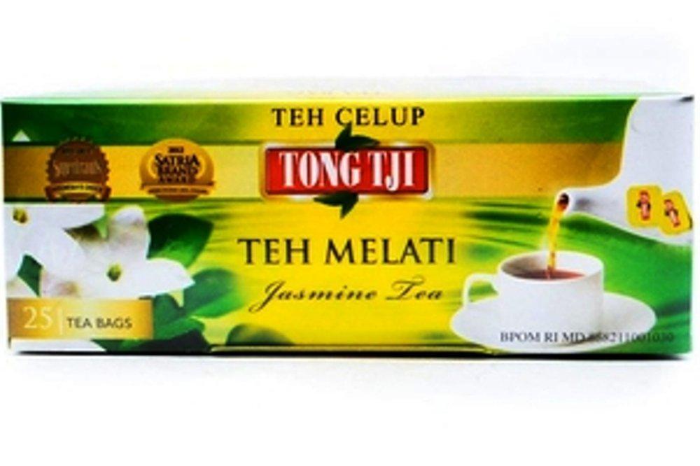 Teh Tong Tji  Teh Celup Melati  25 kantong