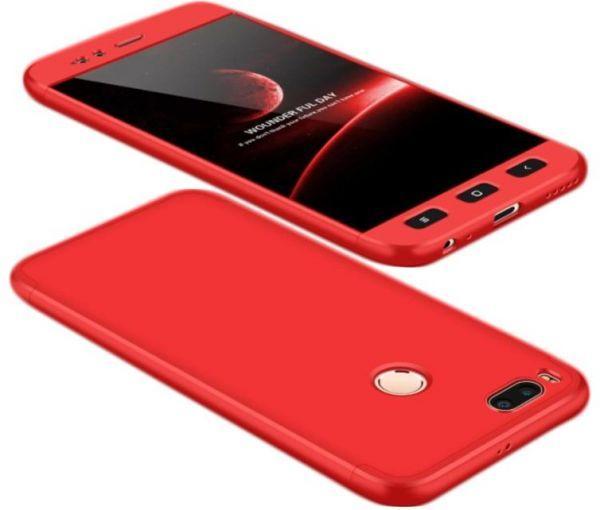 Case Ipaky 360 Xioami / Xiomi / Xiaomi MI5X/MIA1  Whit tempered glass