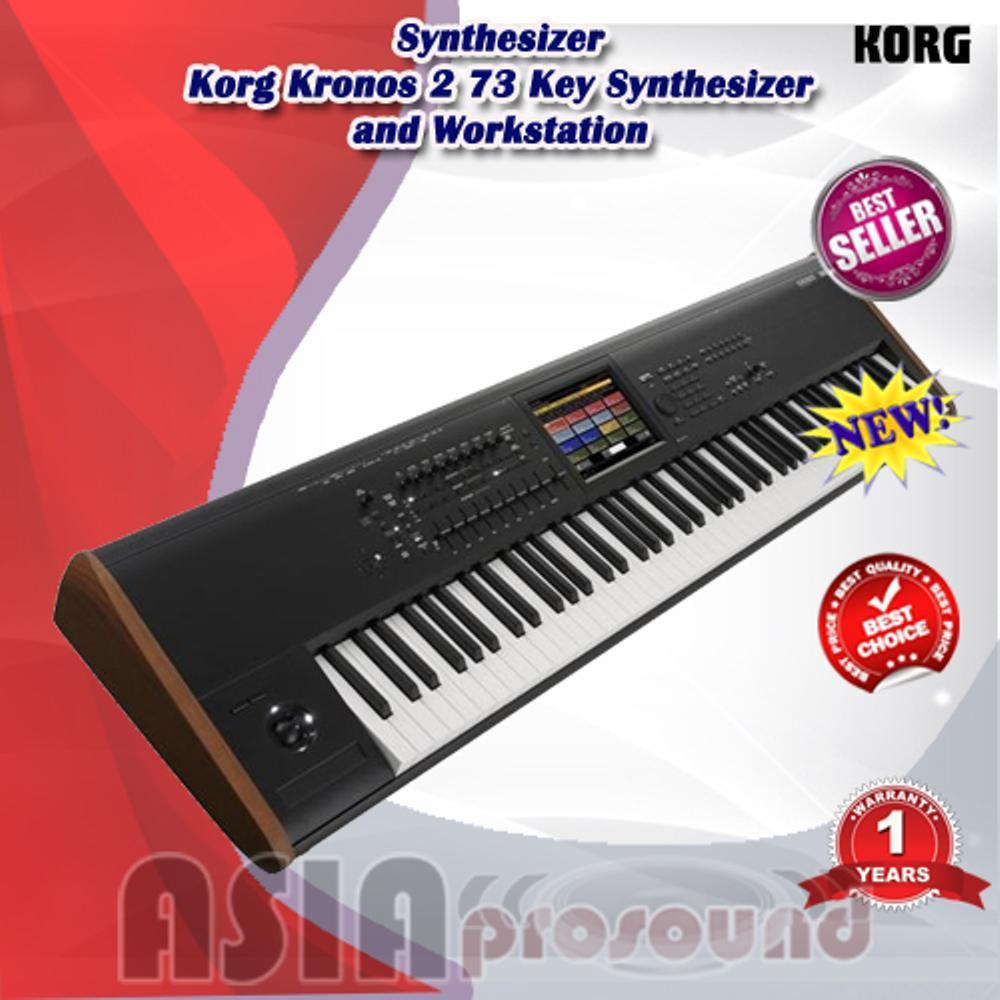 Korg Kronos 2 73 Key Synthesizer and Workstation - Kronos 2-73 Baru