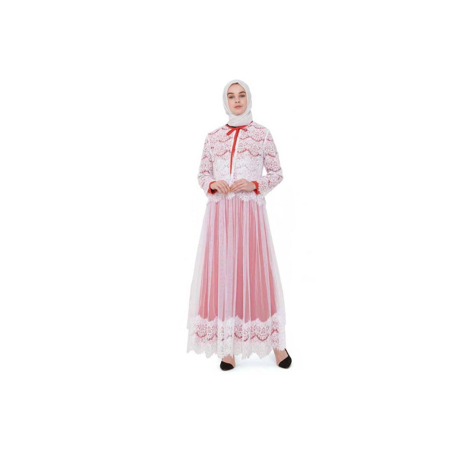 Promo Ramadhan Gamis Kasual Muslimah - OKI 009