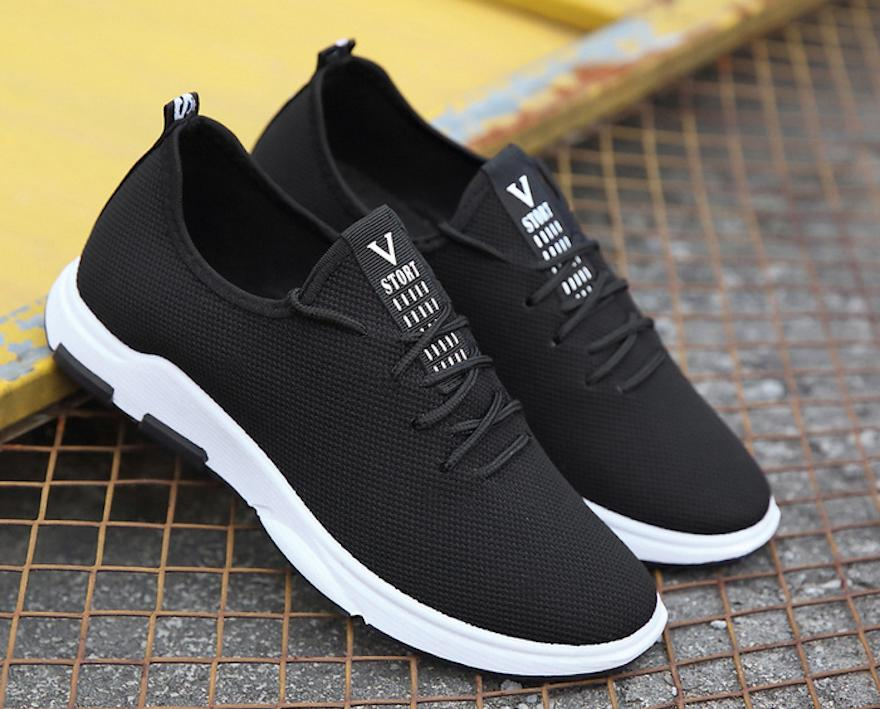 Promo Sepatu Sneaker Import Pria / Sepatu Sneaker / Sepatu sport / sepatu safety / sepatu casual pria / sepatu boots pria / sepatu putih / Sepatu olahraga / sepatu karet / sepatu cowok / sepatu sekolah / sepatu kuliah / Sepatu kulit pria / Sepatu slip on