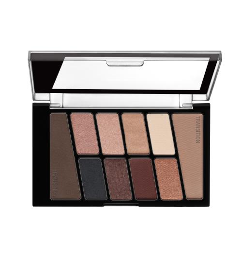 Wet N Wild Color Icon Eyeshadow 10 Pan Palette - Nude Awakening