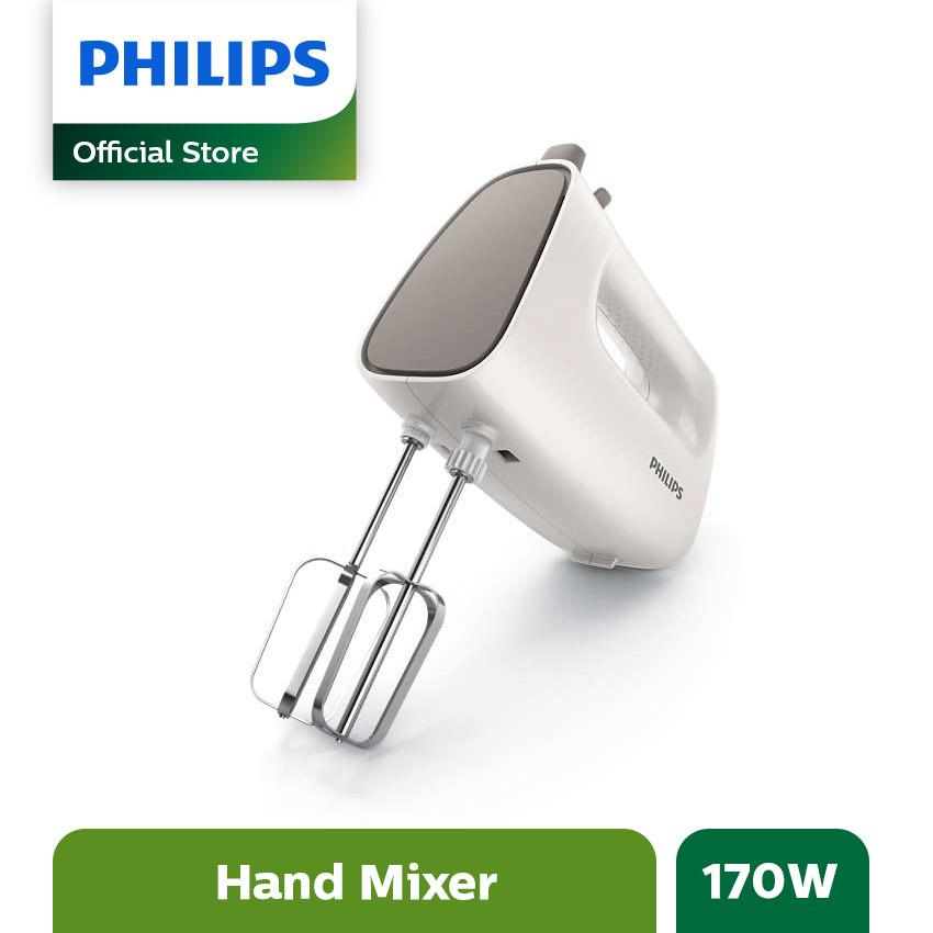 Philips Daily Collection Mixer HR1552/50 - Abu-Abu