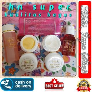 HOKI COD - HN SUPER Cream Original HNS 1 Paket Isi 4 Model - HN Crystal thumbnail