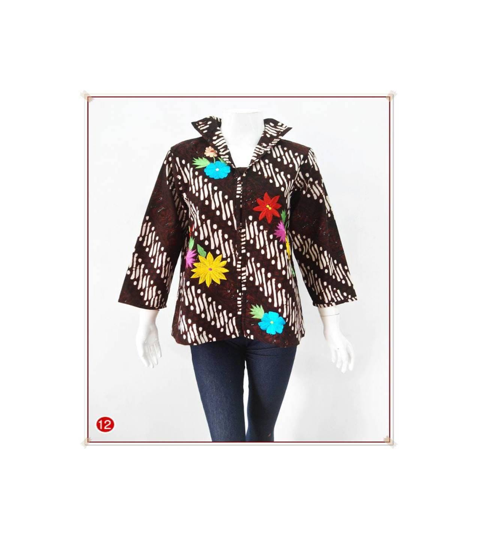 Batik Nagarihardja Kemeja Motif Lereng Eneng Slim Fit Hitam Daftar Produk Ukm Bumn Atasan Tenun Pria Lengan Pendek Merah Marun Rp 576000