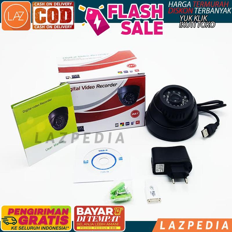 Cod - Camera Cctv Micro Sd Cctv Memory Micro Tanpa Dvr / Kamera Cctv / Kamera Pengaman / Kamera Keamanan / Kamera Pengintai / Kamera Tersembunyi - Lazpedia / B456 By Lazpedia.
