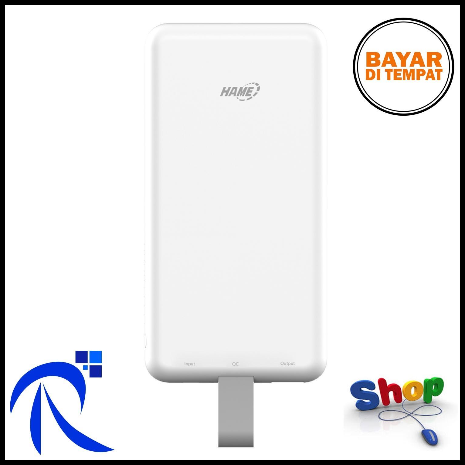 Buy Sell Cheapest Powerbank Original 8000mah Best Quality Product Vivan M8 8000 Mah 100 Hame Power Bank Built In Micro Usb Qc3 Cable P1