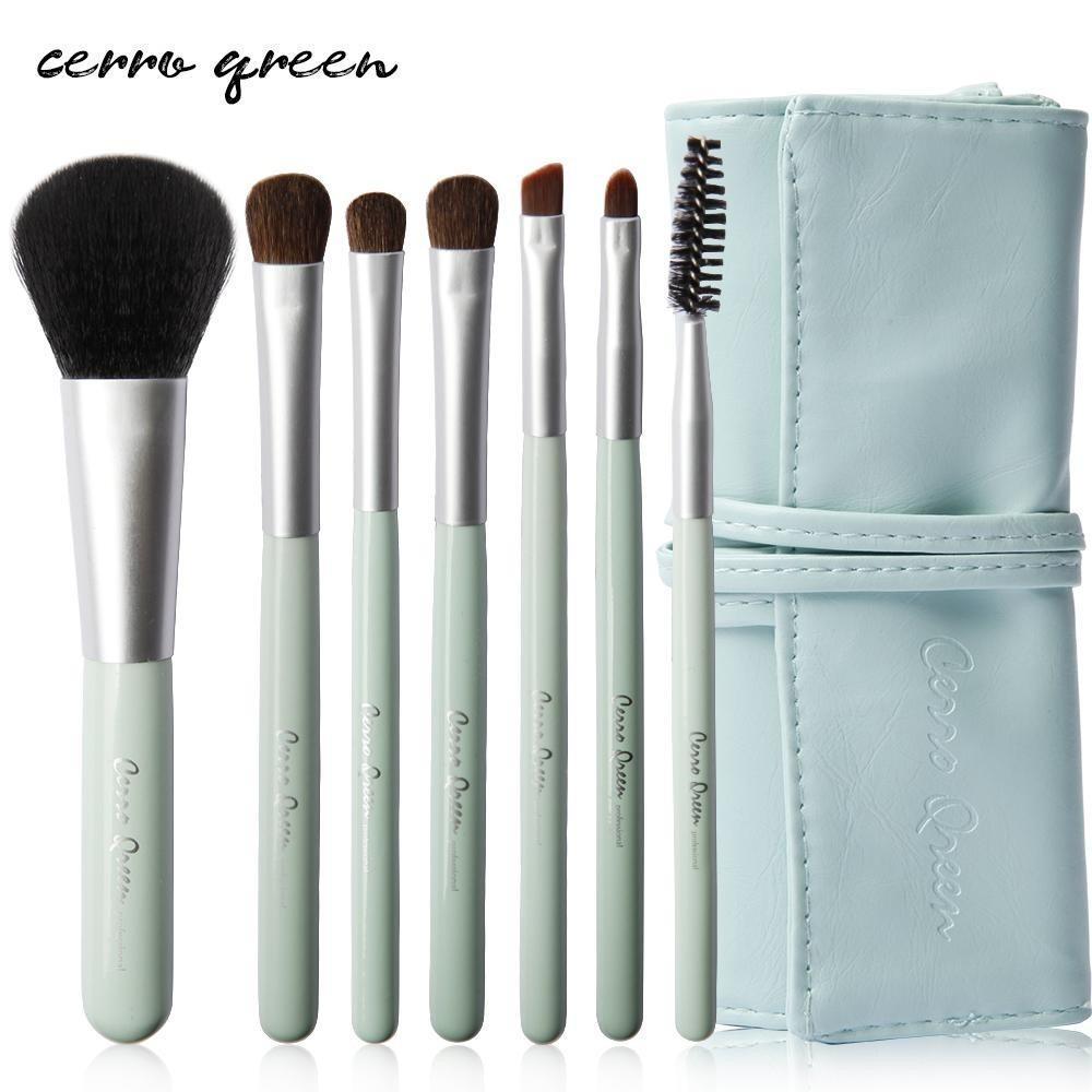 Make-up Brush, Keindahan dan Makeup Tool, Paket Lengkap Sikat dan Make-up Suit, Kuas Kosmetik Suit Kuas Mata-Intl