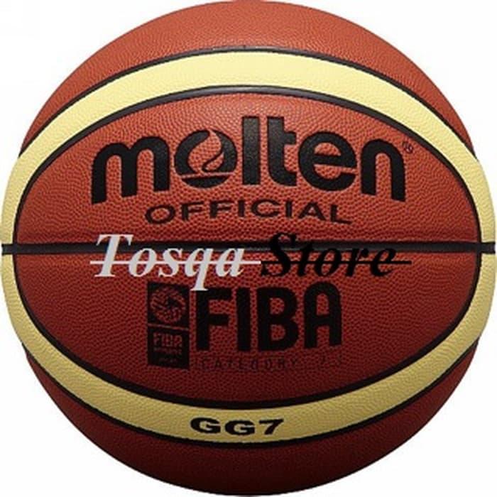 HARGA DISKON!!! Bola Basket Molten GG7 FIBA - 38zpbY