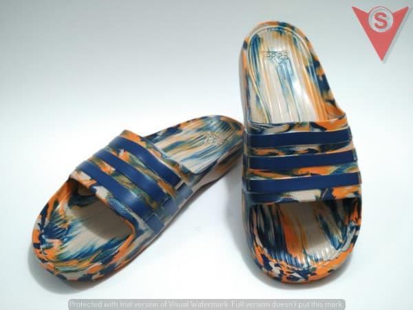Promo!! Sandal - Adidas Duramo Slide Original Art#Aq2157 New Color - ready stock