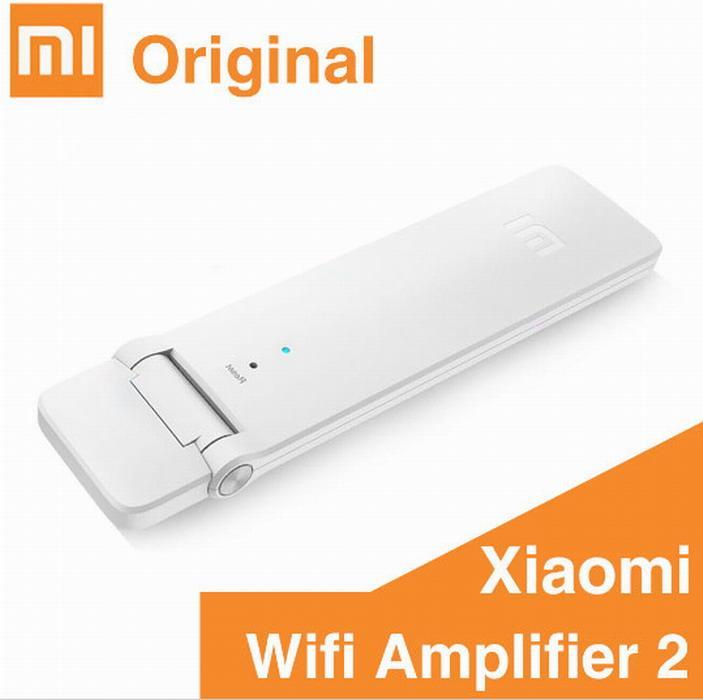 Xiaomi Wifi Extender / Wifi Range Extender / Repeater Versi 2 (Penguat Sinyal Wifi)