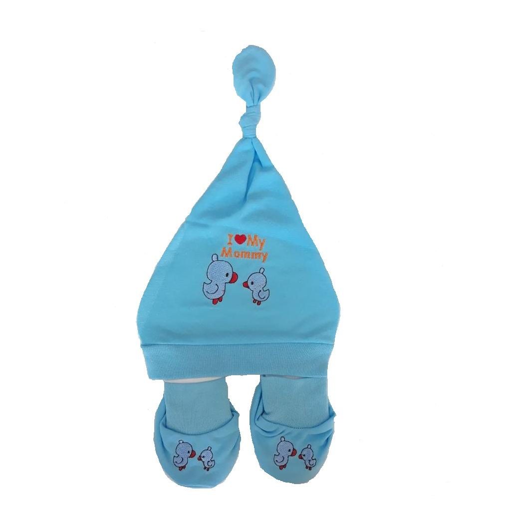 Toko Online Topi Bayi AA Toys di Indonesia Cek Harga Terbaik Source · MOMO Baby Topi Lista Bayi Set Plus Sepatu Motif Bebek Topi Set Bayi