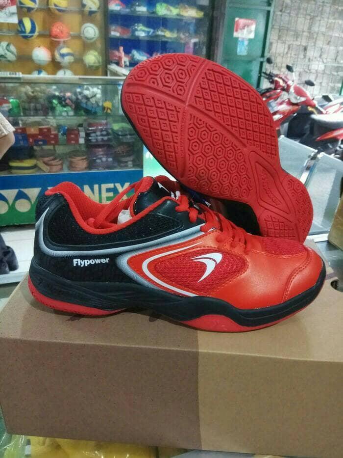 sepatu badminton FLYPOWER PAWON 3