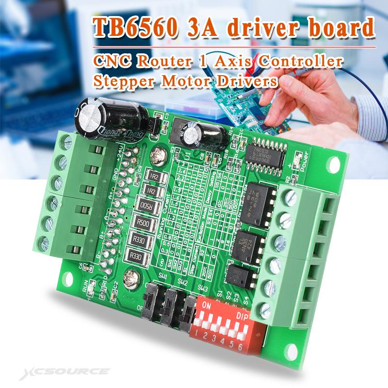 Xcsource Cnc Router 1 Axis Controller Stepper Motor Drivers Tb6560 3a Driver Te218 By Xcsource-Id