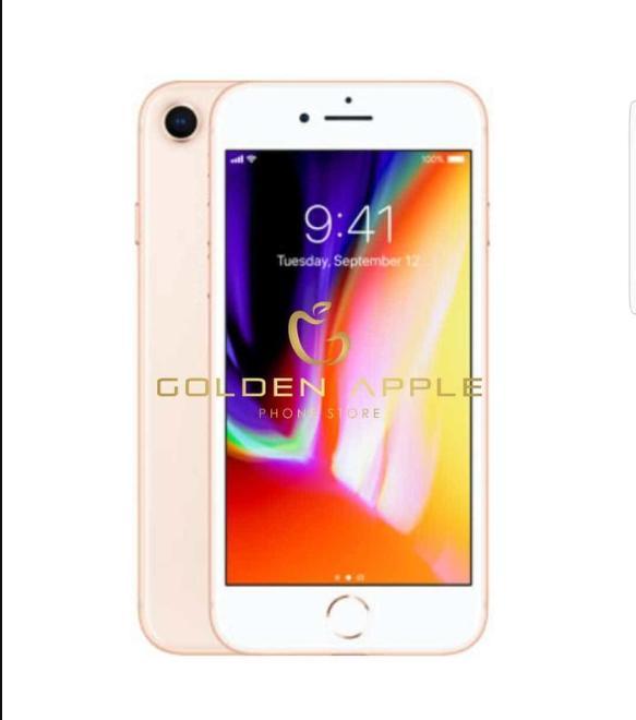 BEST SELLER Iphone 8 256 GB Gold Garansi Resmi