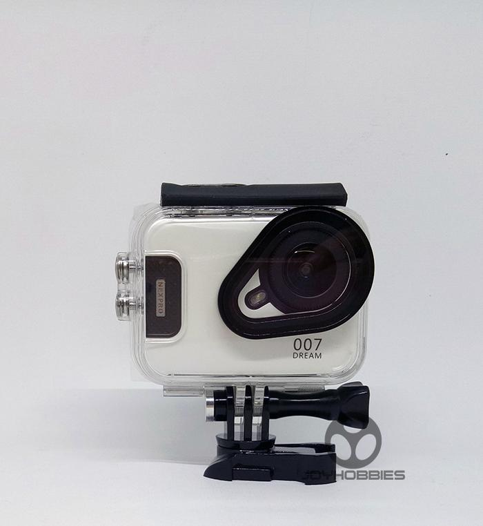Nexpro Action Cam Dream 007 White - 23Mp Android