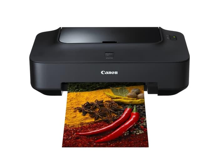 promo minggu ini Canon PIXMA iP2770 Single Function Inkjet Printer (Black)