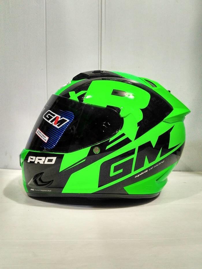 Exclusive HELM GM RACE PRO Z650 MOTIF SE