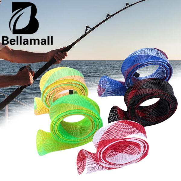 Bellamall: Casting Fishing Rod Sleeve Cover Pole Glover Tip Protector Tas Portable-Intl